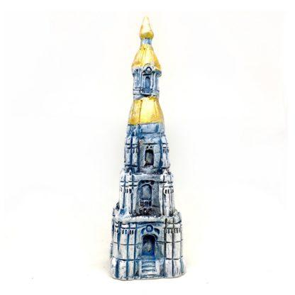 Миниатюра «Колокольня Никольского морского собора»