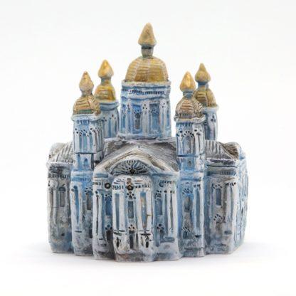 Миниатюра «Никольский морской собор»