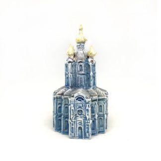 Миниатюра «Смольный собор»