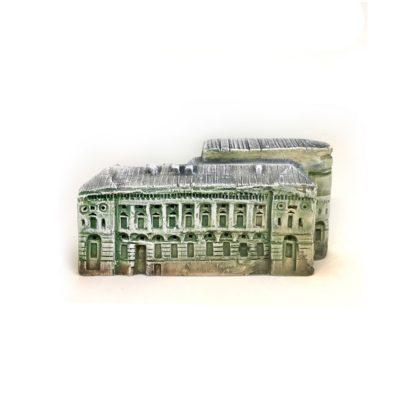 Миниатюра «Фасад Эрмитажного театра»