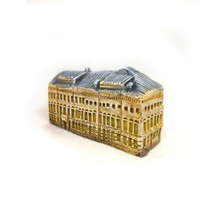 Миниатюра «Фасад Михайловского театра»
