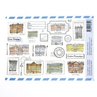 Наклейки и открытки